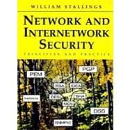 Network and Internetwork Security : Principles and Practice