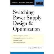 Switching Power Supply Design & Optimization