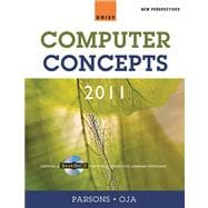 New Perspectives on Computer Concepts 2011 Brief