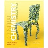 General Chemistry Atoms First Plus MasteringChemistry with eText -- Access Card Package