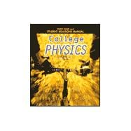 College Physics: Study Guide and Student Solutions Manual