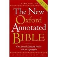 The New Oxford Annotated Bible with the Apocrypha, Third Edition, New Revised Standard Version