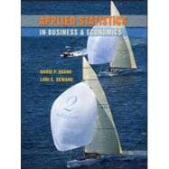 Applied Statistics in Business and Economics with Student CD