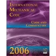 International Mechanical Code 2006: Code and Commentary