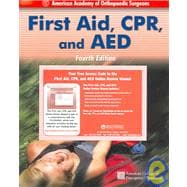 First Aid, CPR, and AED (Academic Text)