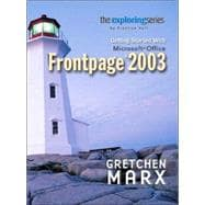 Exploring : Getting Started with Microsoft Frontpage 2003