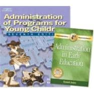 Administration Of Programs/Young Child W/Admin Pets Package