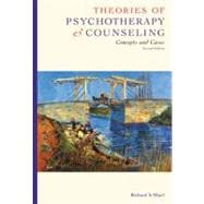 Theories of Psychotherapy and Counseling Concepts and Cases