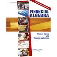Financial Algebra Advanced Algebra with Financial Applications