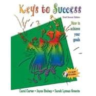 Keys to Success: How to Achieve Your Goals