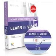 Adobe after Effects Cs5 : Learn by Video
