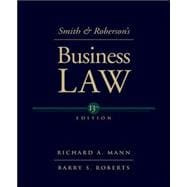 Smith and Roberson�s Business Law