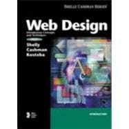 Web Design : Introductory Concepts and Techniques
