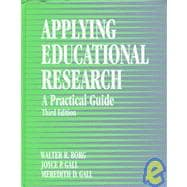 Applying Educational Research : A Practical Guide for Teachers