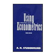 Using Econometrics : A Practical Guide