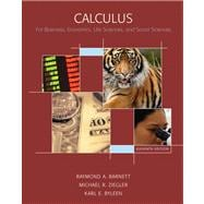 Calculus for Business, Economics, Life Sciences and Social Sciences Value Package (includes Calculus Students Solutions Pack (Tutor Center and Student Solutions Manual))