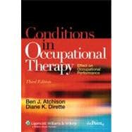 Conditions in Occupational Therapy Effect on Occupational Performance
