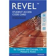 REVEL for Countries and Concepts Politics, Geography, Culture -- Access Card