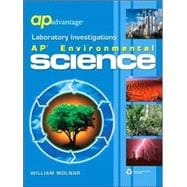 AP Advantage Laboratory Investigations : AP Environmental Science