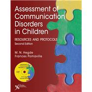 Assessment of Communication Disorders in Children: Resources and Protocols (Book with CD-ROM)