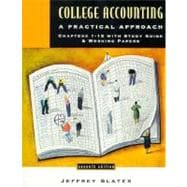 College Accounting: A Practical Approach, Chapters 1-15