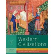 Western Civilizations Vol. 1 : Their History and Their Culture