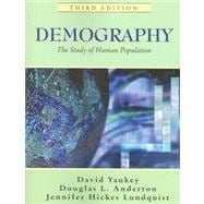 Demography : The Study of Human Population