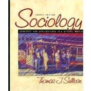 Sociology : Concepts and Applications in a Diverse World