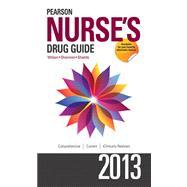 Pearson Nurse's Drug Guide 2013