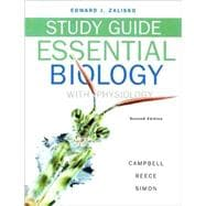 Study Guide for Essential Biology Third Edition and Essential Biology with Physiology Second Edition