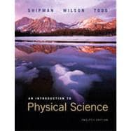Introduction to Physical Science, Revised Edition, 12th Edition