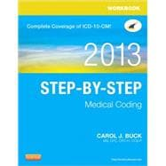 Step-by-Step Medical Coding 2013: Medical Coding