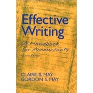 Effective Writing : A Handbook for Accountants