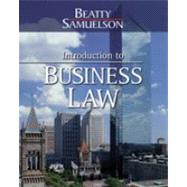 Introduction to Business Law : Preliminary Ediiton