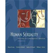 Human Sexuality: Diversity in Contemporary America with SexSource CD-ROM and PowerWeb