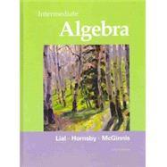 Intermediate Algebra and MathXL A/C 6MO MATHXL