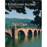 Elementary Algebra, Non-media Edition
