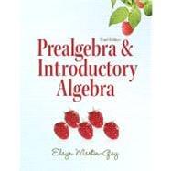 Prealgebra & Introductory Algebra