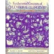 Fundamental Concepts of Educational Leadership