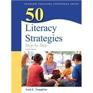 50 Literacy Strategies Step-by-Step