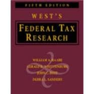 West�s Federal Taxation Research