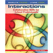 Interactions Collaboration Skills for School Professionals