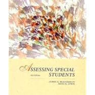 Assessing Special Students : Strategies and Procedures