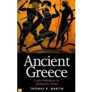 Ancient Greece : From Prehistoric to Hellenistic Times