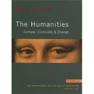 Humanities The: Culture, Continuity, and Change, Book 3 Reprint