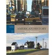 American History: A Survey, Volume 2 with Primary Source Investigator