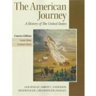 American Journey, The, Concise Edition, Combined Volume