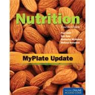 Nutrition MyPlate Update - Book Alone