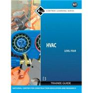 HVAC Level 4 Trainee Guide, Paperback