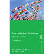 International Relations: The Key Concepts 9780415844949R